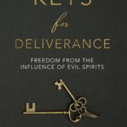 Book Release: Keys for Deliverance